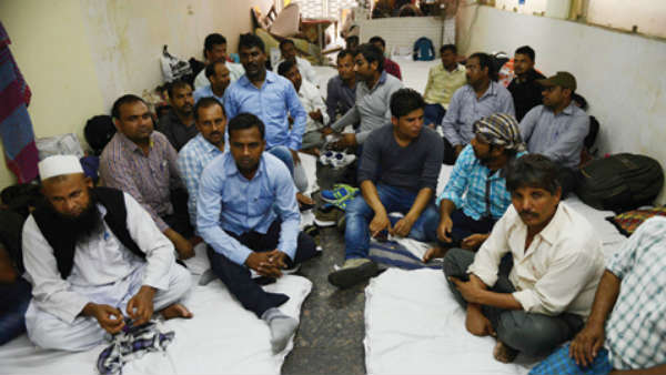 Telugu People In Gulf Getting Worse Who Cares About The Gulf Victims