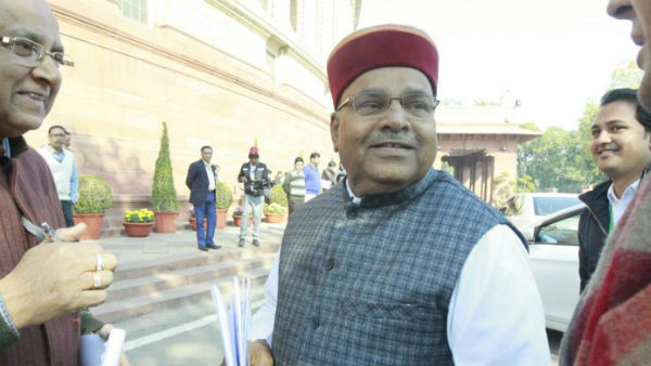 Dalit leader Thawarchand Gehlot made leader of Rajyasabha by BJP