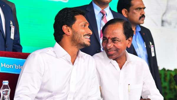 Kaleshwaram Inauguration.!KCR Invitation.!Congress leaders objection.!Examination For Jagan.!
