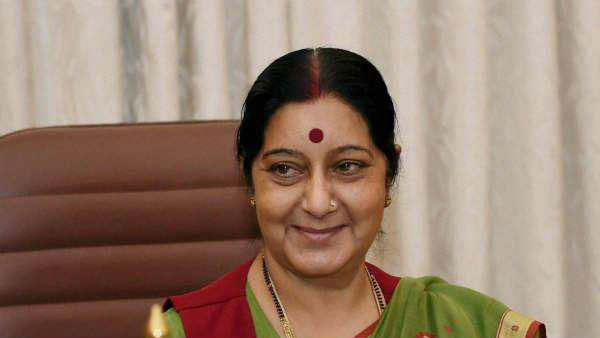 This is a great victory for India.!Sushma welcomed the verdict of the International Court of Justice.!