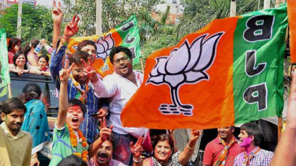 bjp to continue its Lok Sabha momentum.!BJP to make an impact in T municipal elections.!!