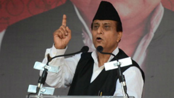 MP Azam Khan hits headlines for his sexist comments,BJP demands apology