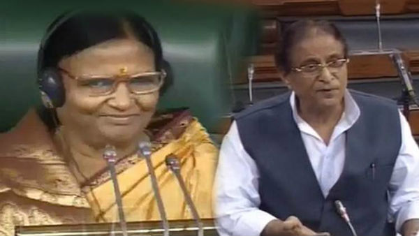 Azam Khan Apologises For Sexist Remark