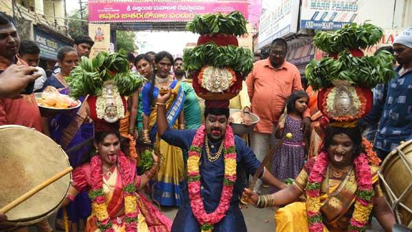 Bonalu Celebrations In Hyderabad Know About Bonalu
