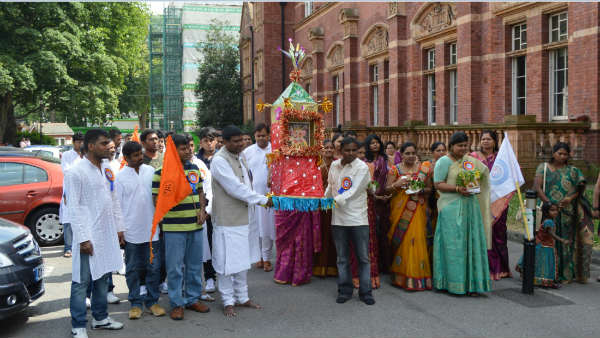 Bonalu In London A Telangana Festive Celebrations