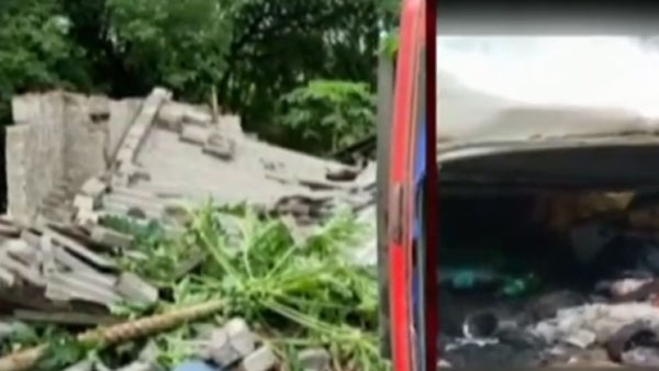 vizag ghat road bus roll over, 3 dead