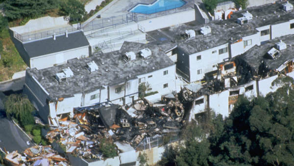 A Deadly 1994 Quake In California