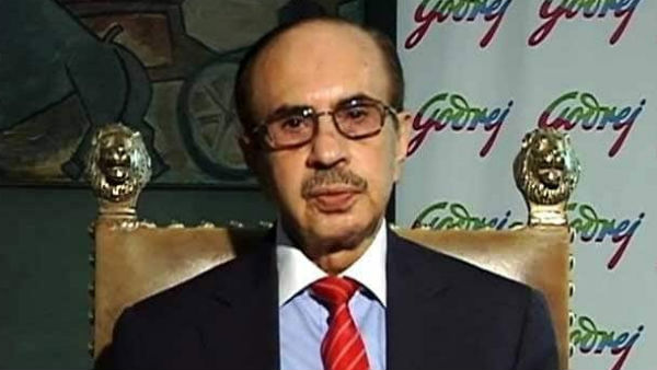 Rising Intolerance, Hate Crimes Can Seriously Damage Growth: Adi Godrej