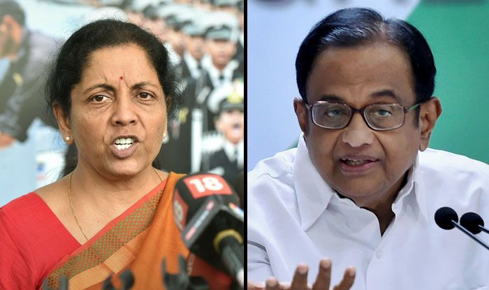 chidambaram criticized on economic survey