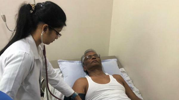 మిస్సింగ్ ఎమ్మెల్యే: రాత్రి బెంగళూరులో మాయం..ముంబై ఆసుపత్రిలో గుండెనొప్పితో ప్రత్యక్షం!