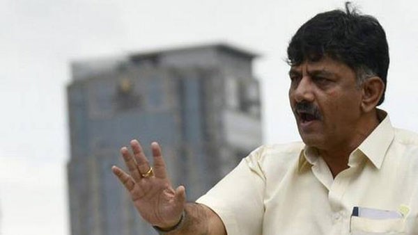 Shivakumar Hints at Appointing Congress CM to Save Karnataka Coalition