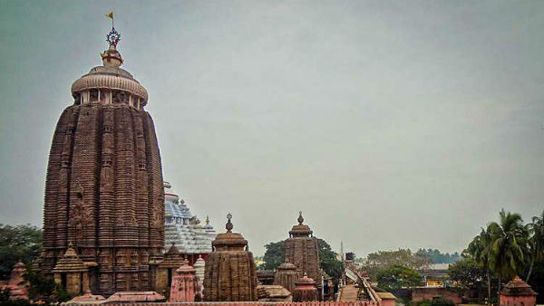 Wonders In Puri Temple