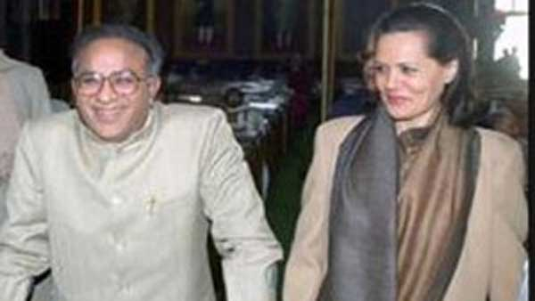 Congress leader Sonia Gandhi has written a condolence letter to Jaipal Reddys wife