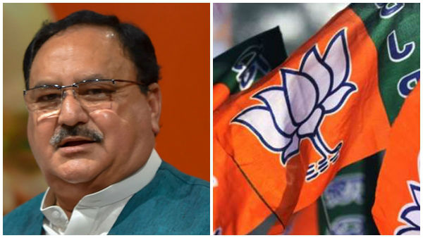 Swatantra Dev Singh is BJP chief in UP, Chandrakant Patil in Maharashtra