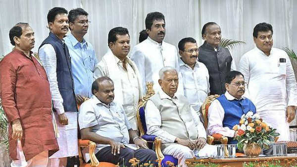 After Congress, now all JDS ministers resign, cabinet reshuffle soon