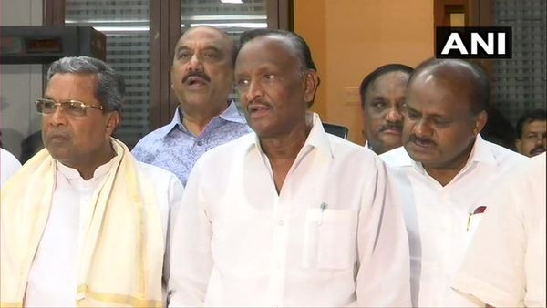 Have decided to stay in Congress, says rebel MLA Nagaraj