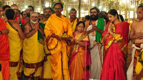ప్రపంచవ్యాప్తంగా ఉన్న వైష్ణవ పీఠాధిపతులతో పాటు రాజకీయ ప్రముఖులకు ఆహ్వానం
