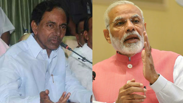 kcr alleges Modi won elections by Instigating emotions.