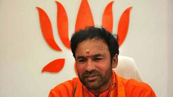 unexpected political changes over the next two years; Kishan Reddy