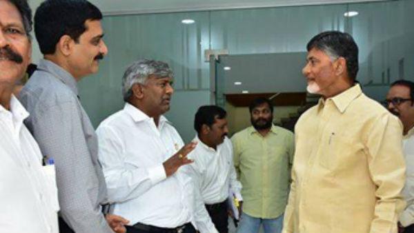 Ap Govt Taken Key Decision That Cancelled The Posting Of Komati Jayaram