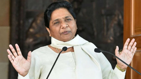 BJP liberal instincts.! Mayawati once again ignited on Kamalam..!!