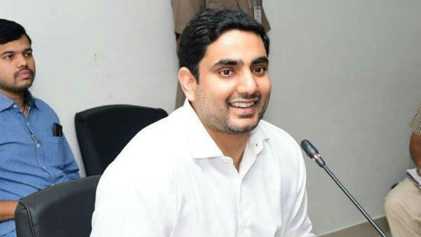 former minister of AP Nara Lokesh strongly criticized to YS Jagan Government