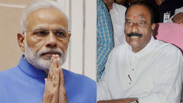 how modi win again : nayini narsimha reddy
