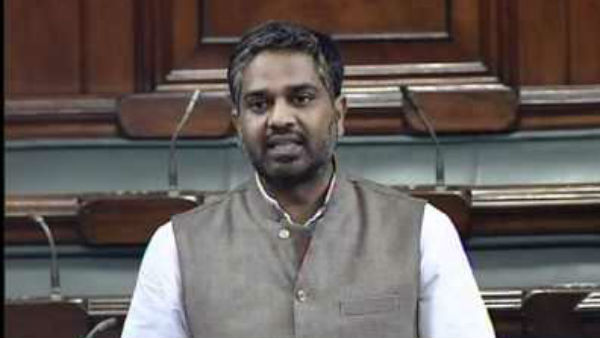 SP Leader Neeraj Shekhar Resigns as MP Likely to Join BJP