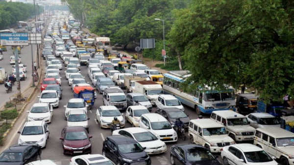 New Vehicle Amendment Bill.!Violators can be punished with fine..!!