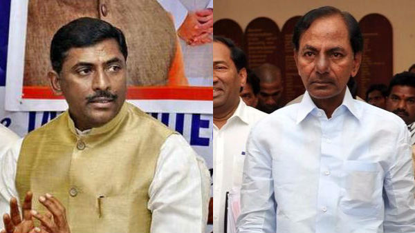 muralidhar rao fire on kcr
