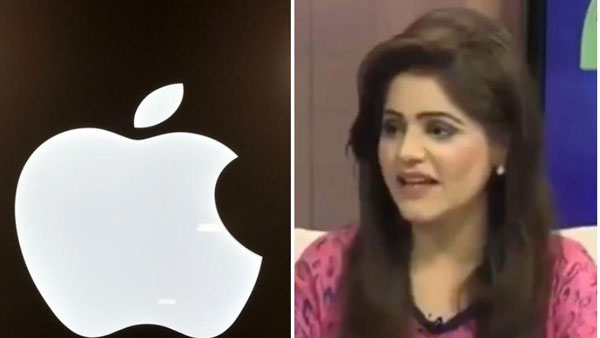 Pakistani Anchor Confuses Apple Inc. With Fruit, Video Goes Viral