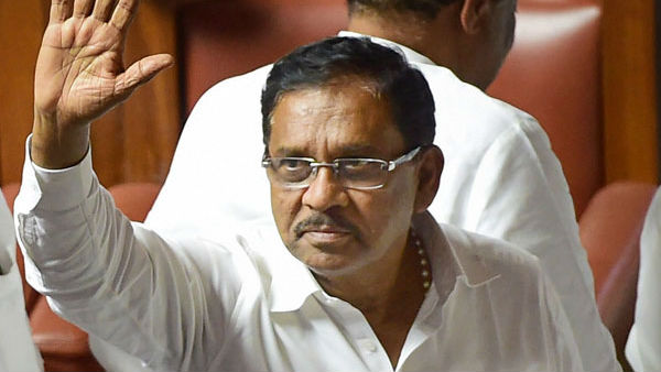 All Congress ministers, including Deputy CM G Parameshwara have resigned