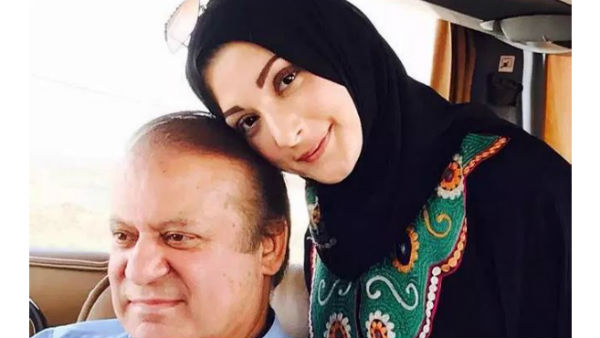 "An interview of Nawaz Sharif's daughter Maryam Nawaz was ""forcefully"" taken off"