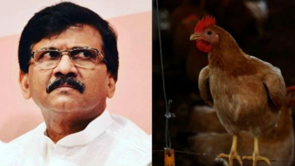 Shiv Sena MP wants chicken and eggs to be vegetarian. Classify beef as mushrooms, says internet