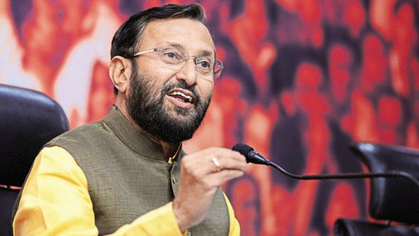 TDP came to power in the 2014 elections with the BJP support: Prakash Javadekar