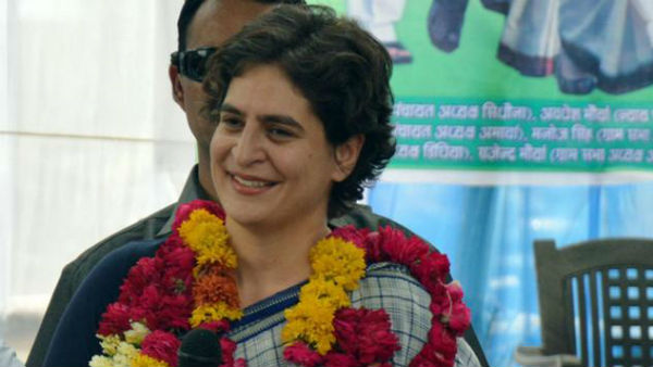 UP responsibilities for Priyanka Gandhi.!congress taken crucial decission..!