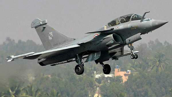 First Rafale jet to be delivered in 2 months