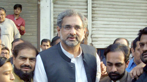 Former PM Shahid Khaqan Abbasi arrested by NAB