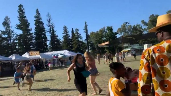 3 Killed, 12 Injured as Shooter Opens Fire at California Food Festival