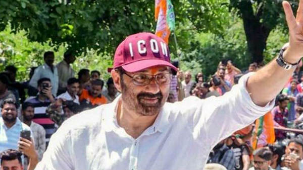 Sunny Deol Appoints representative. Trolled by Congress