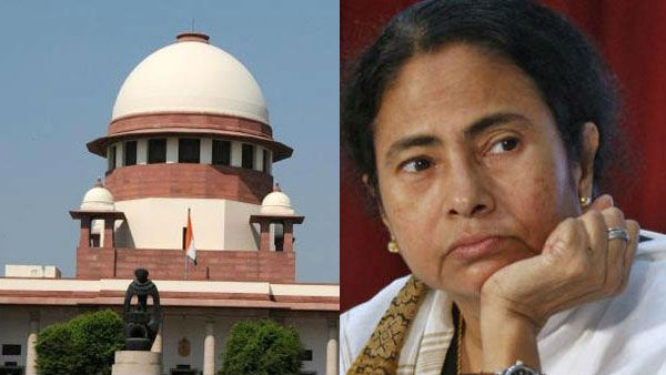 supreme court given bengal govt showcase notice