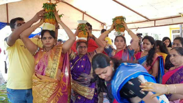 bonalu festival held in grand way at tanzania