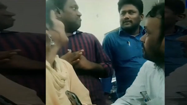 ఖమ్మం కార్పోరేషన్ లో హల్ చల్ చేసిన అధికారుల టిక్ టాక్ వీడియోలు