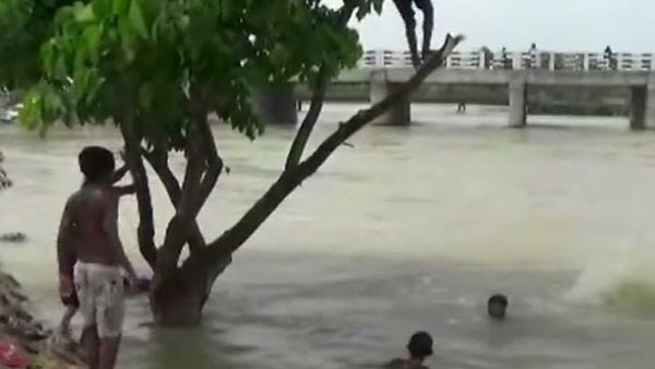 a boy died after drowning in a stream of floodwater while tiktok video