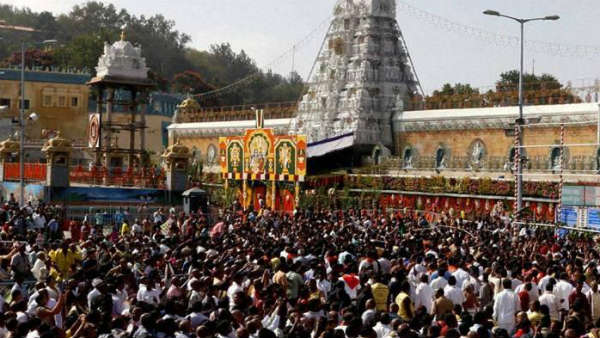 share your opinion on chairman decision on canceling VVIP break darshan at tirumala