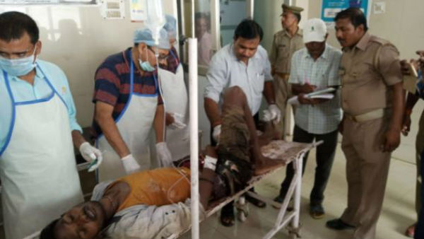 9 People Shot Dead, 25 Injured Over Land Dispute in UP's Sonbhadra