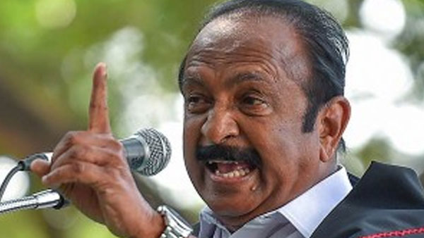 MDMK Vaiko sentenced to year in jail for sedition case in Tamil Nadu