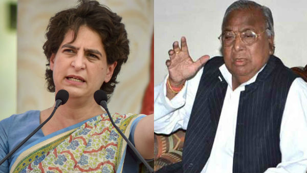 Congress party Glory With Priyanka Gandhi only.!V.Hanumantha Rao sensational comments..!!