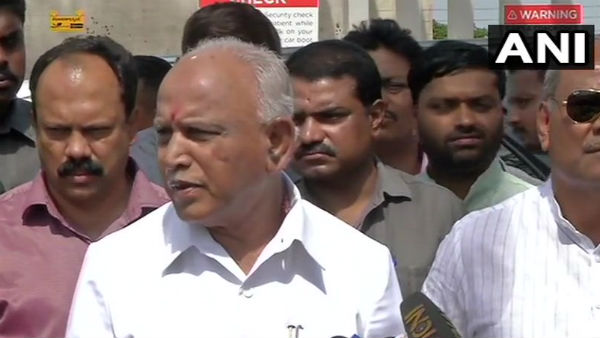 Karnataka former CM Yeddyurappa alleges that CM Kumarasway dont have the majority in assembly.