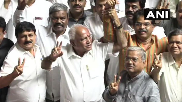 democracy win in karnataka assembley says yadurappa